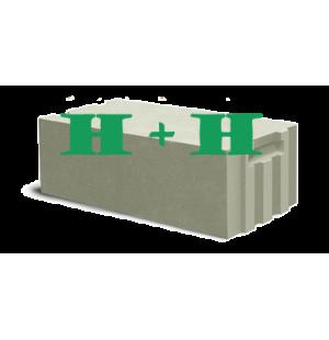 Газобетонные блоки H+H